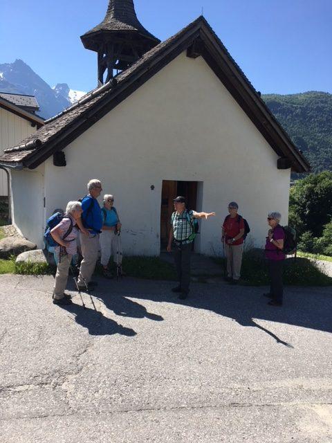 Erklärungen Kapelle Cuoz