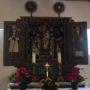Jakobusaltar Kapelle Cuoz