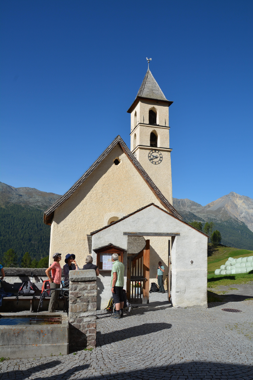07 Kirchenmauer Kirche LüT